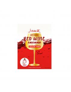 MASCARILLA FACE MASK RED WINE