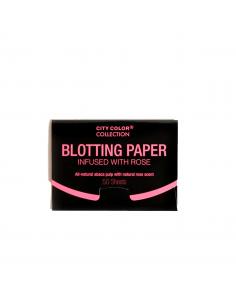 BLOTTING PAPER ROSA 50 SHEETS