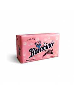 JABÓN BAMBINO BEBÉ ROSADO...