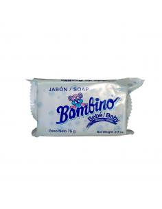 JABÓN BAMBINO BEBÉ BLANCO...