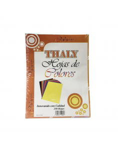 PAPEL THALY COLORES 250 H
