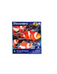 ROMPECABEZA ANIMAL 3D 50PCS...